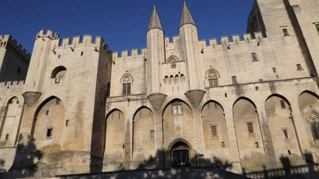 Palace of the Popes, Avignon