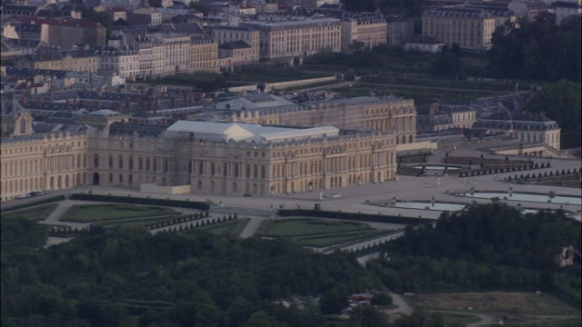 palace of versailles - chateau de versailles stock videos and b-roll footage