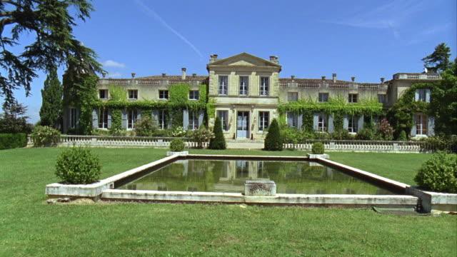 WS, CS, Palace, Saint Ferme, Gironde, France