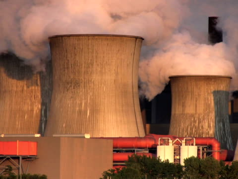 pal:air pollution - smoke stack stock videos and b-roll footage