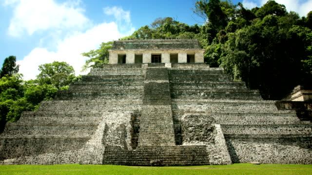 Palenque Mayan Pyramid, Mexico