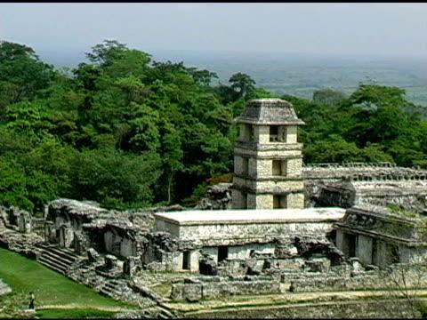 Palenque Mayan Ruins Chiapas Mexico