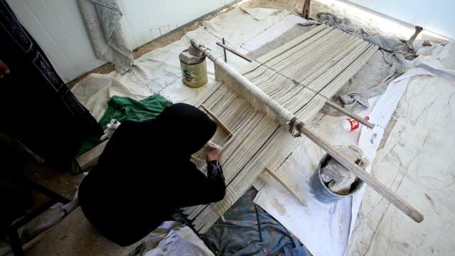 Palestine, Hathroora Bedouin camp around Jerusalem