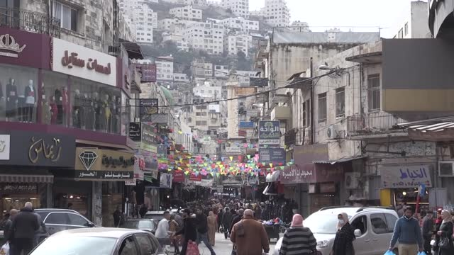 palestinian people are worried that even a single dose of covid-19 vaccine has not yet reached the country under israeli occupation and blockade, as... - israel stock videos & royalty-free footage