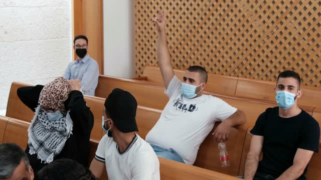 ISR: Israel's Top Court Meets On East Jerusalem Evictions