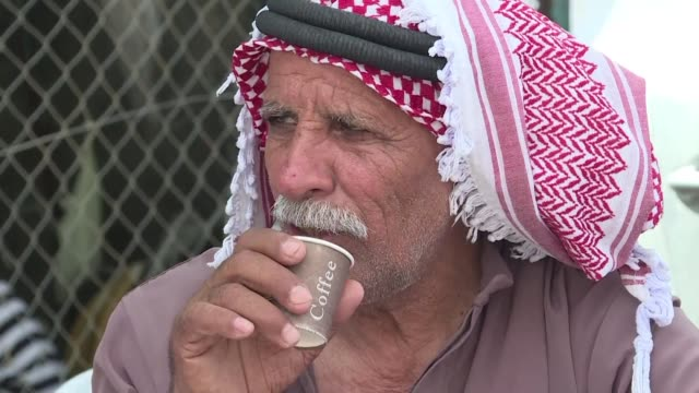 Palestinians react to Israel's decision to halt the expected demolition of the Bedouin village of Khan alAhmar