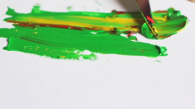 Farbpalette, Messer Ton Farbe