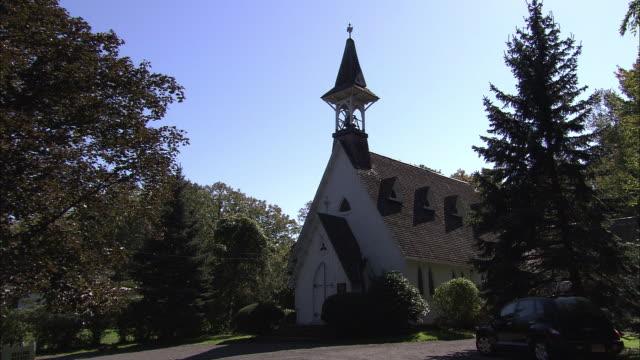 vidéos et rushes de palisades presbyterian church - église