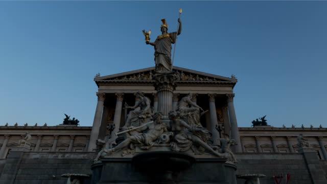 Pallas Athena Fountain - Time Lapse