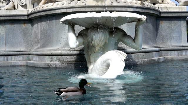 Pallas Athena Fountain Vienna