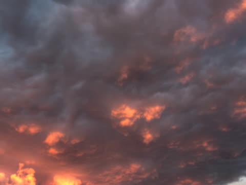 pal :不安定な空模様 - ロマンチックな空点の映像素材/bロール