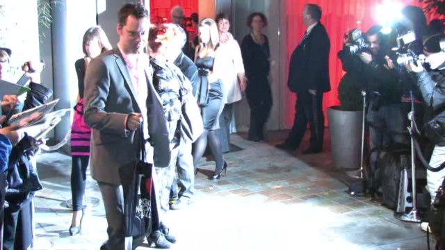 paloma faith arrives for the gala performance of the nutcracker the nutcracker gala performance arrivals at the coliseum on december 15 2010 in... - the nutcracker named work stock videos & royalty-free footage