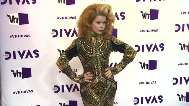 paloma faith at vh1 divas 2012 on in los angeles ca - vh1 divas stock videos and b-roll footage