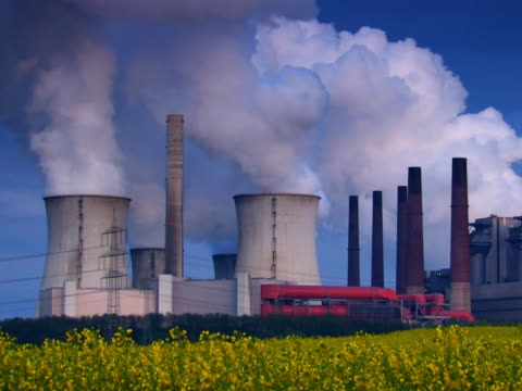 pal:power station - carbon monoxide stock videos & royalty-free footage