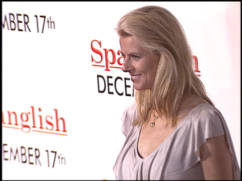 pamela day at the 'spanglish' premiere on december 9 2004 - spanglish stock videos & royalty-free footage