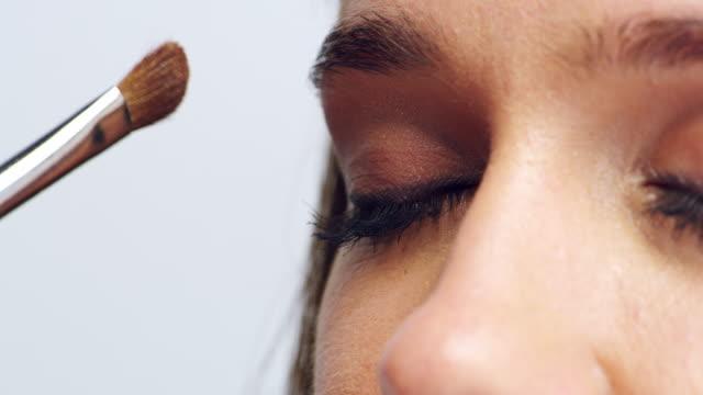 pamper yourself - cornea stock videos & royalty-free footage