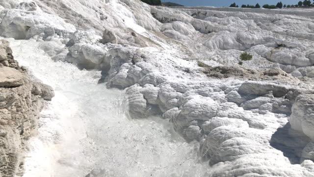 Pamukkale-Hierapolis Flygfoto