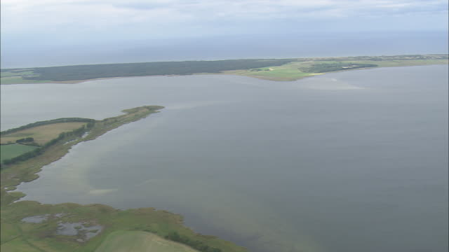 Pan Across Barth Lagoon