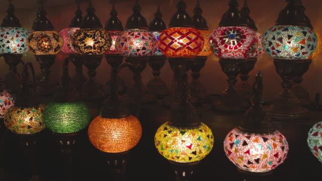 pan oriental lamp