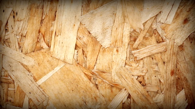 HD: Pan over wood texture.