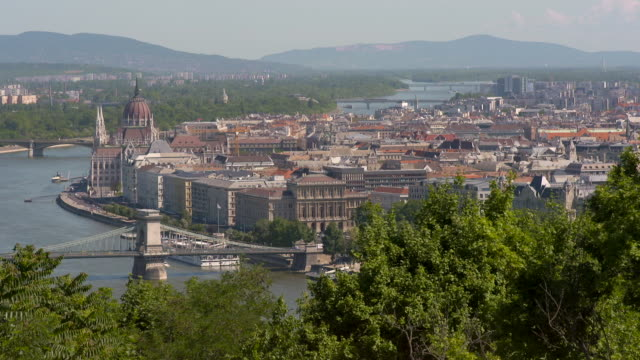 Pan: Stunning Panoramic of Budapest From St. Stephen's to Parliament