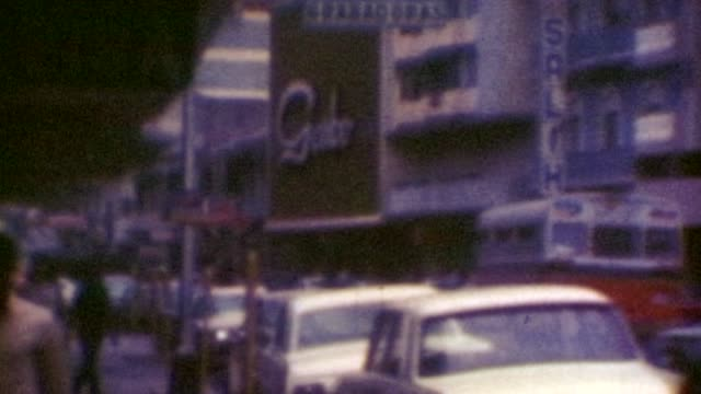 panama canal 1969 - panama city panama stock videos & royalty-free footage
