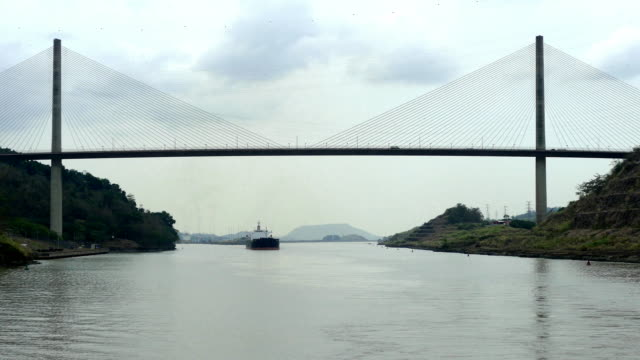panama canal. - panama canal stock videos & royalty-free footage