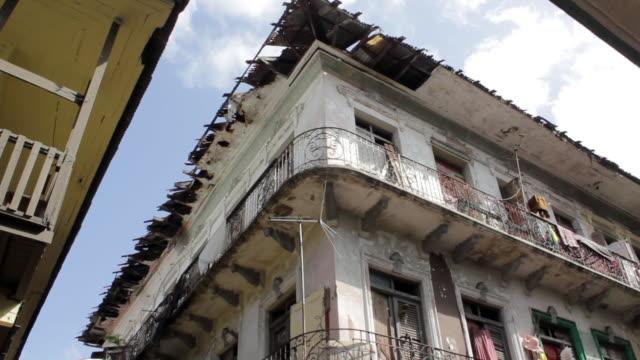 panama city old town - panama city panama stock videos & royalty-free footage