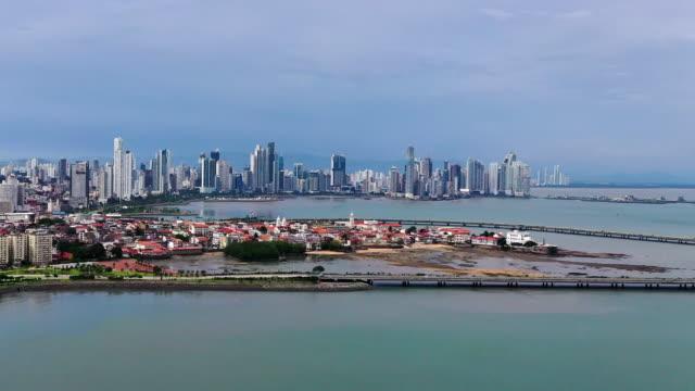 panama city timelapse - panama city panama stock videos & royalty-free footage