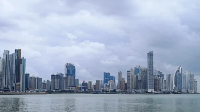 パナマの都市景観 - パナマ点の映像素材/bロール