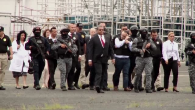 Panama extradites a former Mexican state governor Roberto Borge to face charges at home of alleged graft according to the Central American country's...