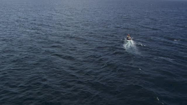 Panama : Fisherman next to Panama city