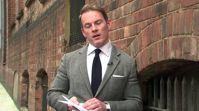 Calls for David Cameron to resign ENGLAND London EXT Reporter to camera