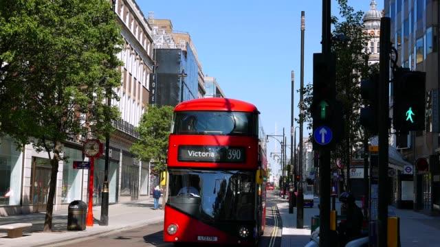 pandemic coronavirus london uk - april stock videos & royalty-free footage