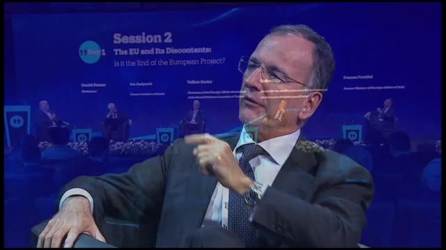 A panel discussion as part of the TRT World Forum in Istanbul on Wednesday focused on the European Union and its role on the global stage Moderated...