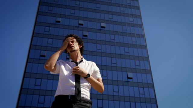 panic attack problem. - schizophrenia stock videos & royalty-free footage