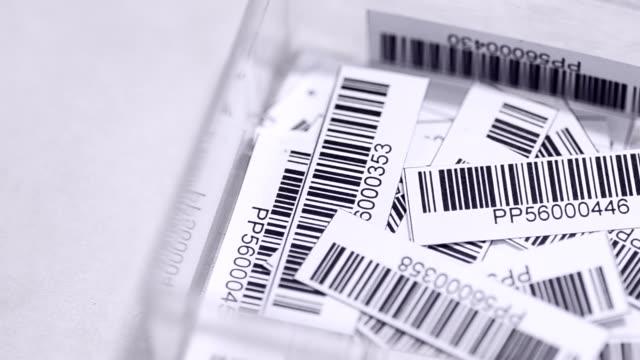 panning : barcode