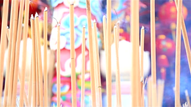 hd パンニング:香料スモーク - ブンセン灯点の映像素材/bロール