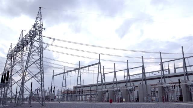 Panning: Power station