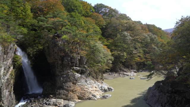 パン ショット竜渓谷日光栃木県