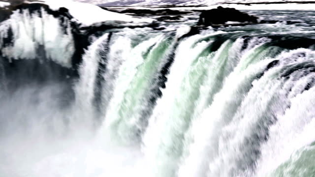 panning video of small waterfalls - named wilderness area stock videos & royalty-free footage