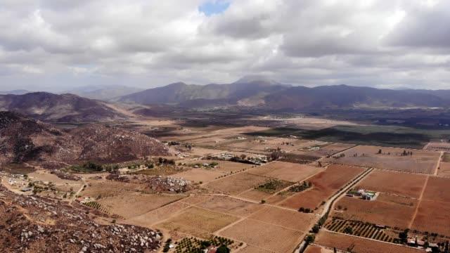 panorama baja califronia - penisola di bassa california video stock e b–roll