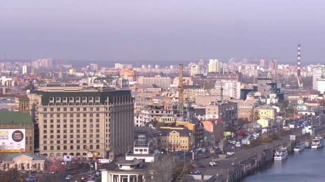 panorama view  - ukraine stock videos and b-roll footage