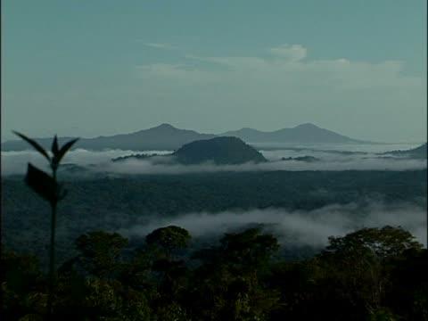 vídeos y material grabado en eventos de stock de panoramic view of a landscape - punto de referencia natural