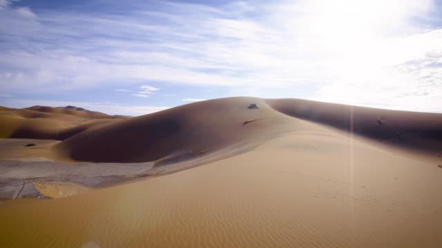 panorama utsikt över sanddyner i namib desert - dammstorm storm bildbanksvideor och videomaterial från bakom kulisserna