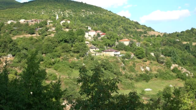 panoramic view of eastern rhodope mountains in bulgaria - named wilderness area stock videos & royalty-free footage