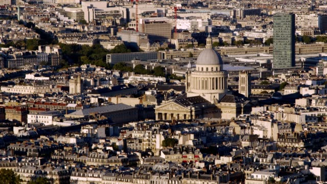 pantheon - paris - paris france stock videos & royalty-free footage