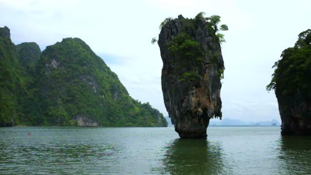 panyee island in phang nga thailand