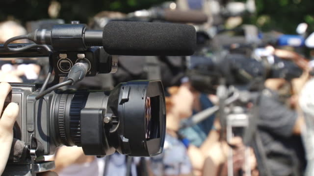 paparazzi at work - journalist stock videos & royalty-free footage