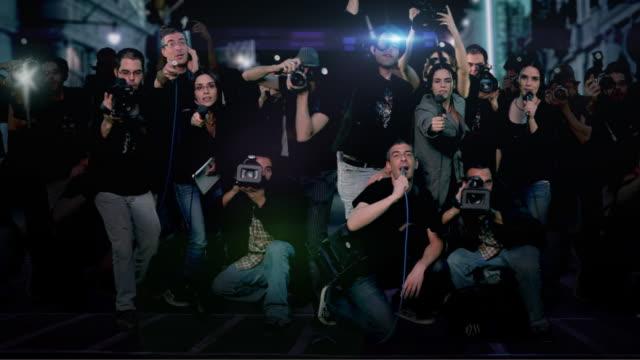 vidéos et rushes de paparazi - paparazzi